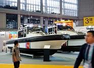 首届进博会高端装备云集 豪华游艇这些零部件由山东制造