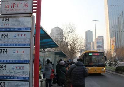 方便河城路沿线居民出行 青岛将调整公交644路线