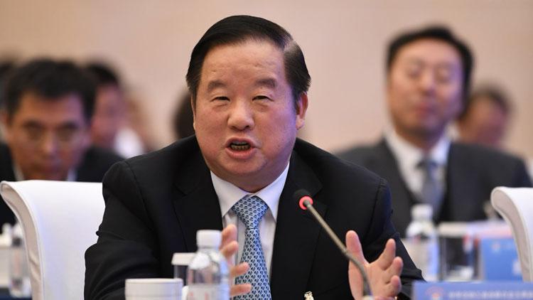 首届全国工商联主席高端峰会丨傅军:希望山东培养100家大型民营企业