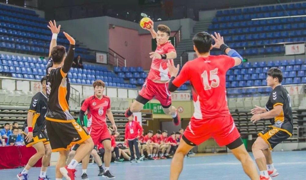 2018全国男子手球锦标赛山东队获亚军