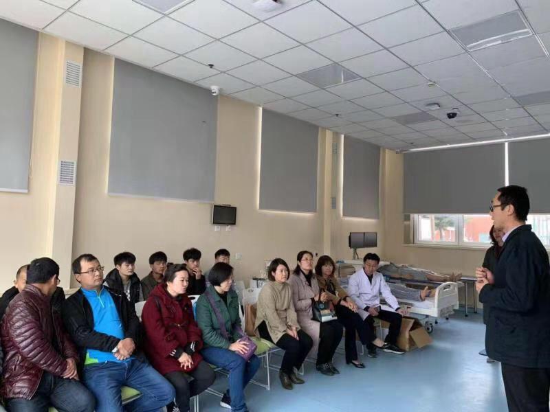 青岛崂山区医学急救知识应急救援培训基地正式启用