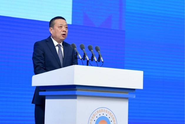 全国工商联主席高端峰会|叶青:要扛起五个责任 民营企业再出发