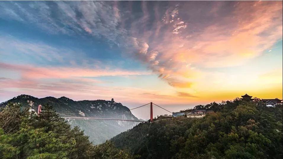 栖霞天崮山生态旅游风景区