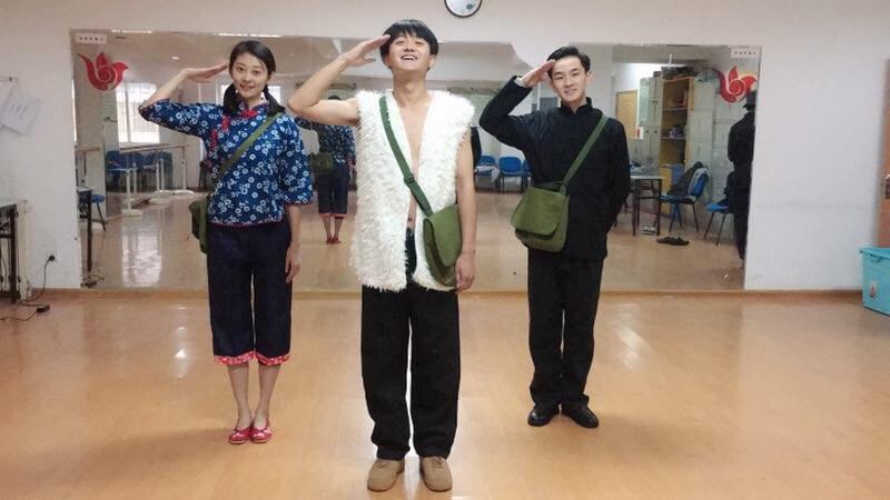 语文教材搬上舞台 儿童剧《抗日英雄小雨来》明天济南首演