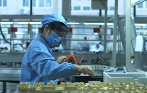 """他创造出""""中国芯""""打破国外垄断 将芯片成本降低30倍"""