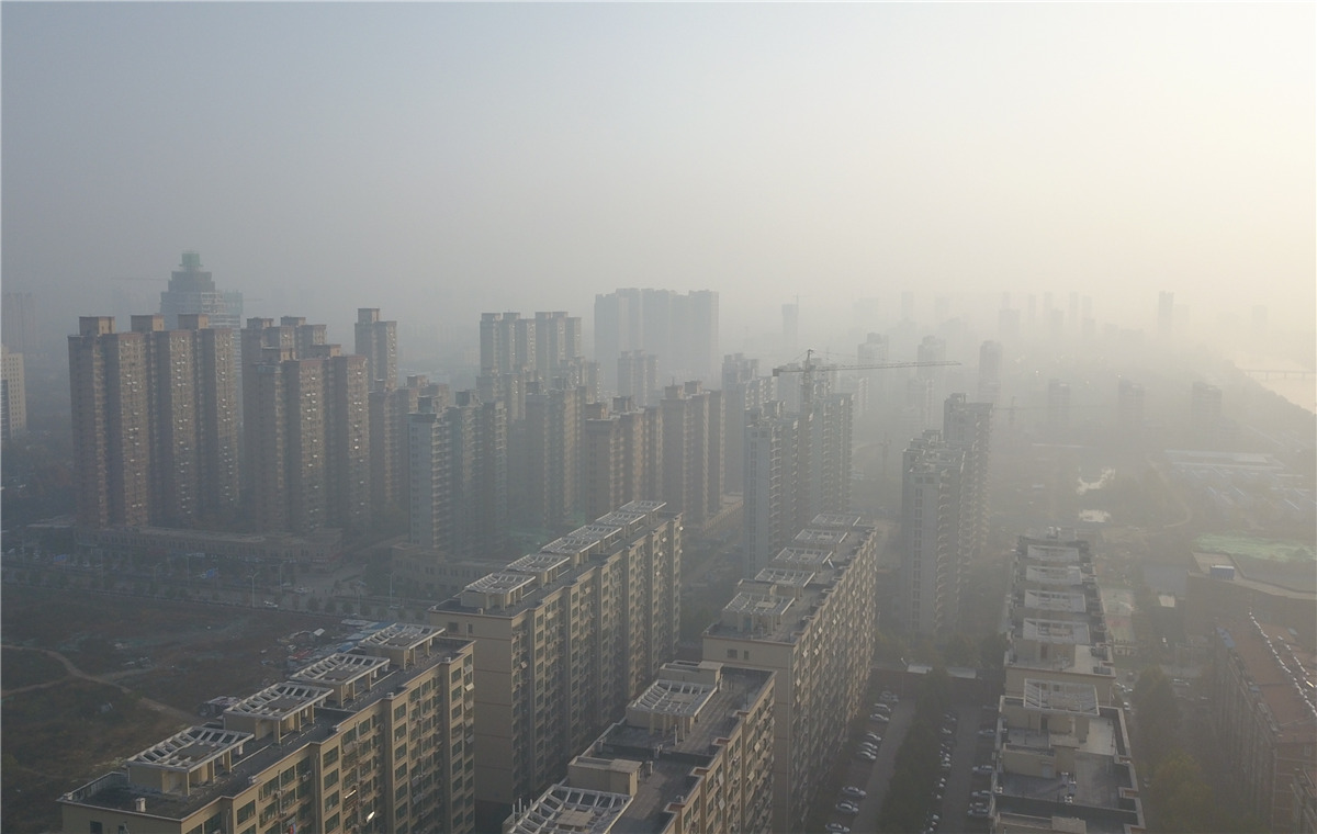 重污染天气橙色预警!山东多地启动Ⅱ级应急响应措施