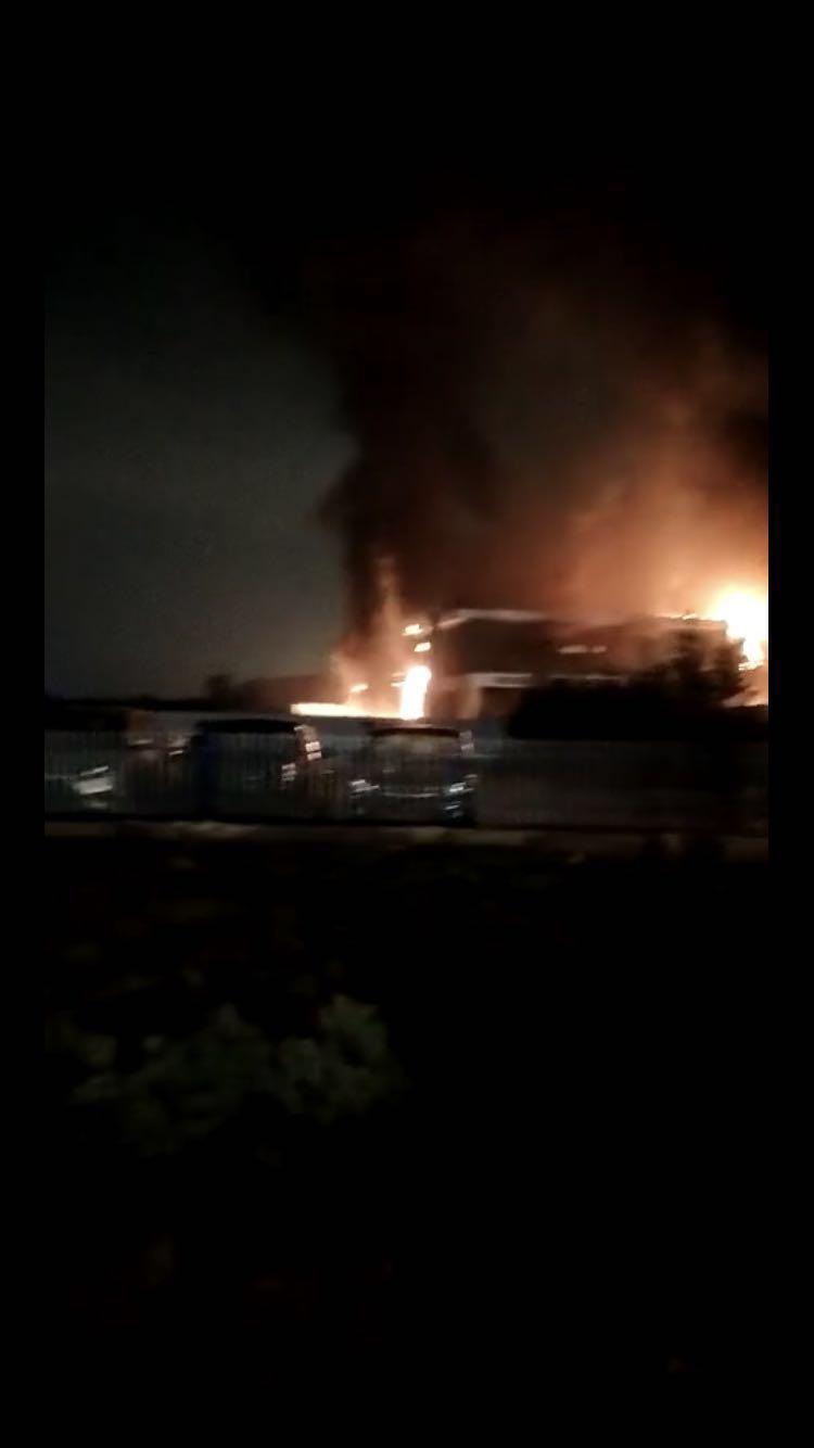 无人员伤亡!日照消防发布奎山街道宝沃4S店火灾情况通报