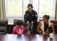 暖心!滨州交警精准帮扶困难家庭 孩子上学吃饭我包了