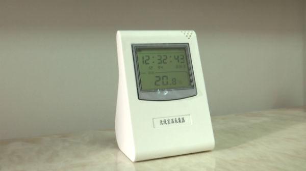 72秒|正式供暖!德州部分居民家中装上无线室温采集器
