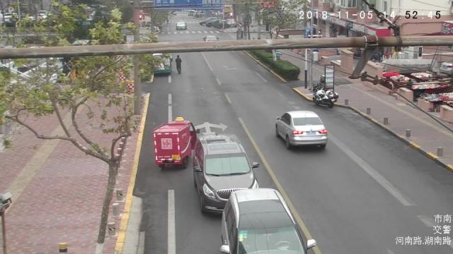 青岛加强电动三轮车规范管理 已查处23辆交通违法电动三轮车