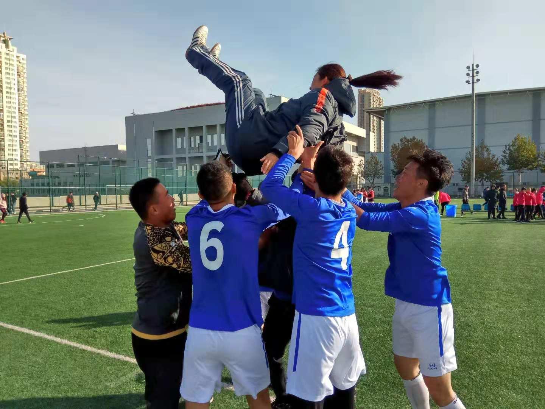 好样的!济南聋足队打进全国赛资格 9比8勇夺比赛冠军