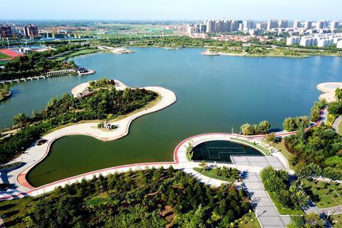 阳信水韵梨乡特色乡村旅游项目被选为重点扶贫项目