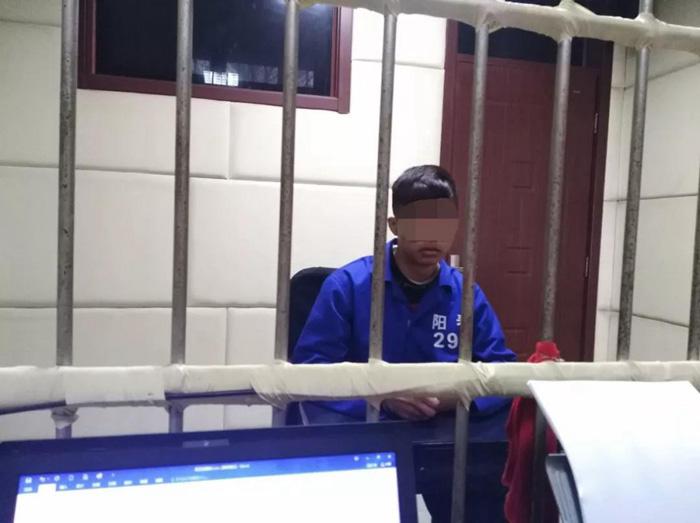 偷走面包车的18岁少年涉嫌多起盗窃 阳谷警方征集相关线索