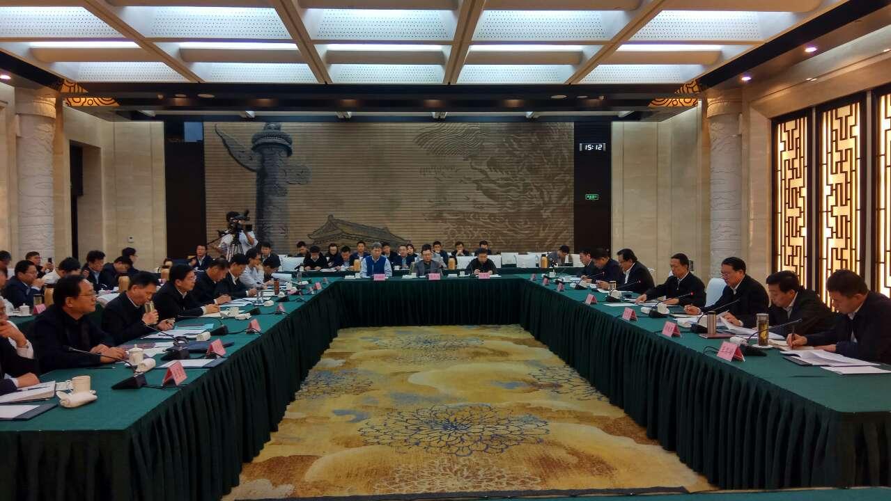 鲁南高铁菏泽至曲阜段项目工作推进会议召开