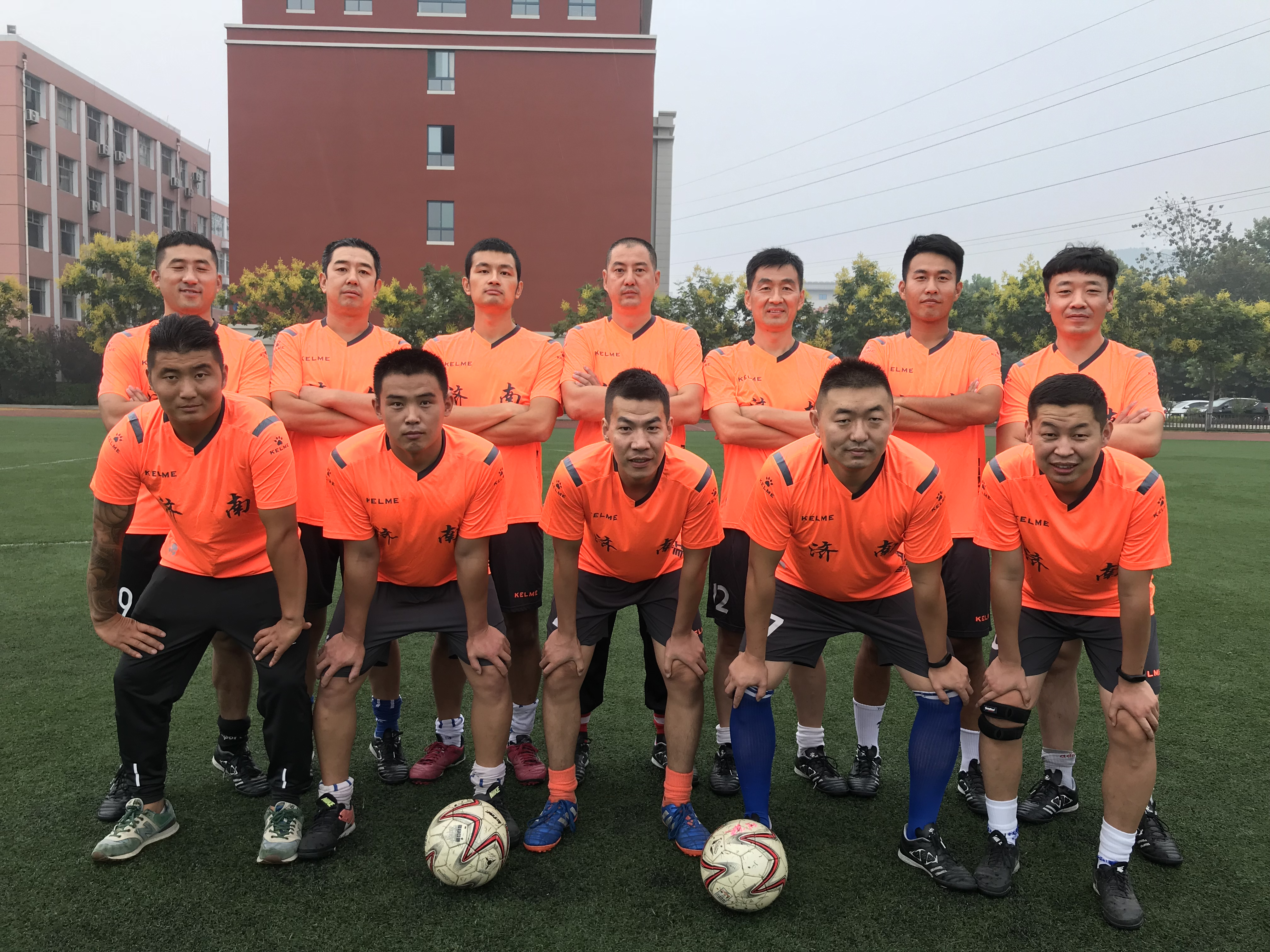 济南有支冠军聋人足球队 无声的梦想开出有声的花朵
