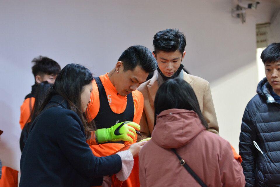 王大雷伤愈复出备战足协杯 鲁能U23主帅为姜勇