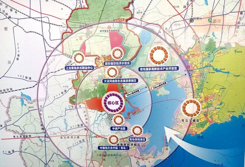 中国-上合地方经贸合作示范区建设全面提速  展示中心年底建成