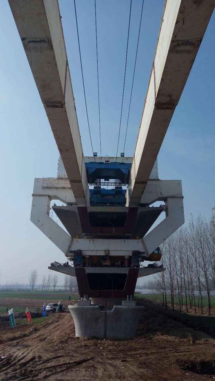 鲁南高铁日临段线下工程完工 全面转入轨道板施工阶段