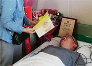 德州第35例造血干细胞捐献成功 32岁的他拯救6岁女孩