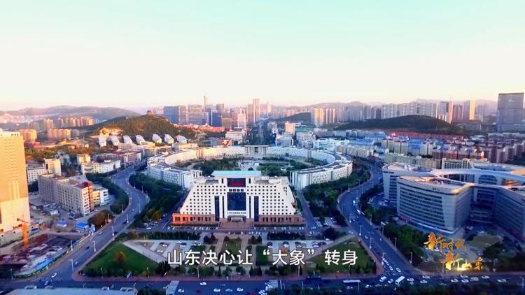 """新时代新山东丨传统产业占比70%!山东如何让""""大象""""转身?"""