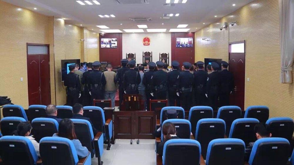 滨州开发区开庭审理一起恶势力犯罪团伙案件 检察长出庭公诉