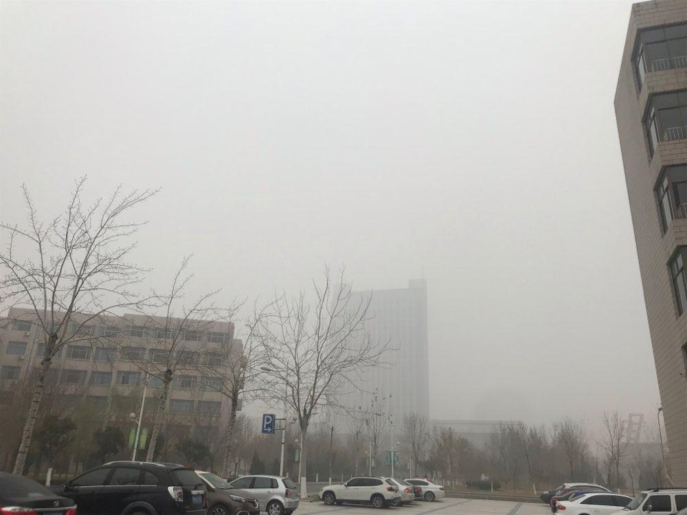 海丽气象吧|滨州发布大雾黄色预警 高速全线禁行