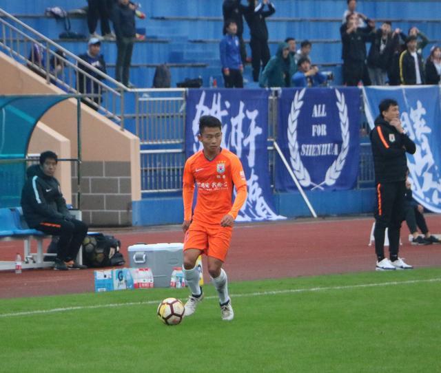 首场开门红!U23联赛鲁能2-0力克青岛