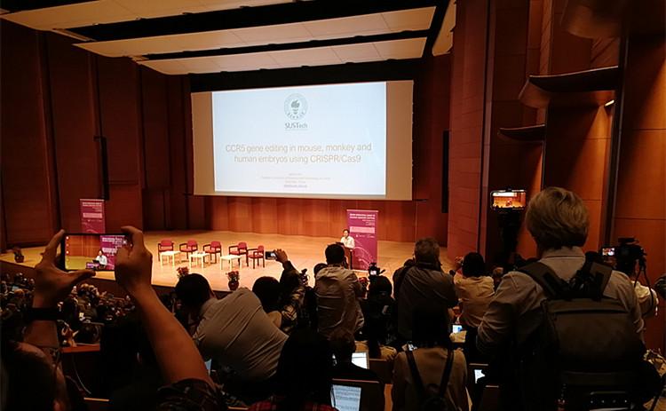 香港中文大学医学院副院长卢煜明:贺建奎做基因编辑婴儿的方式没有意义