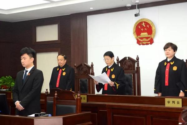 菏泽牡丹区法院公开审理宣判首例涉恶势力犯罪案件