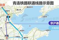 青连铁路最新车次和时刻表公布 未来青岛2小时到北京、3小时通上海