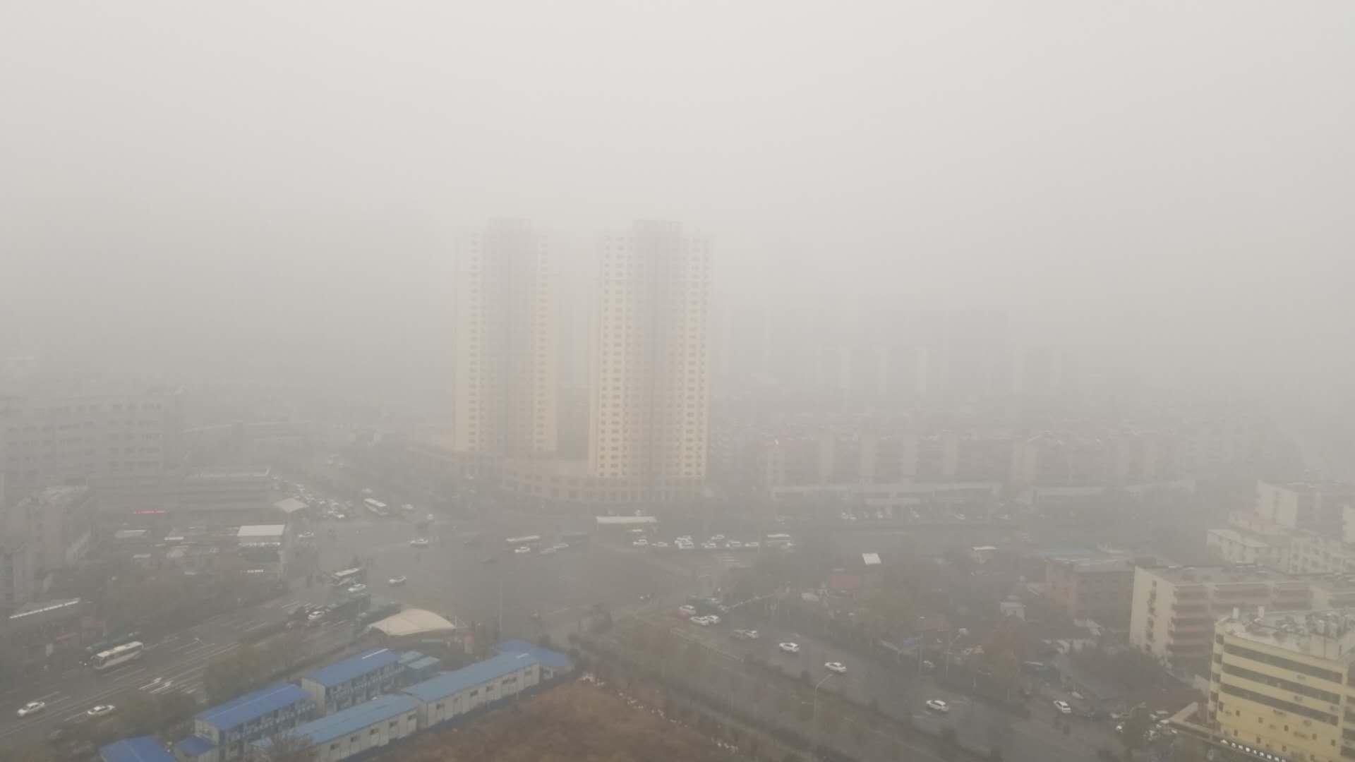 海丽气象吧|山东多地发布大雾预警 3-4日迎来雨雪天