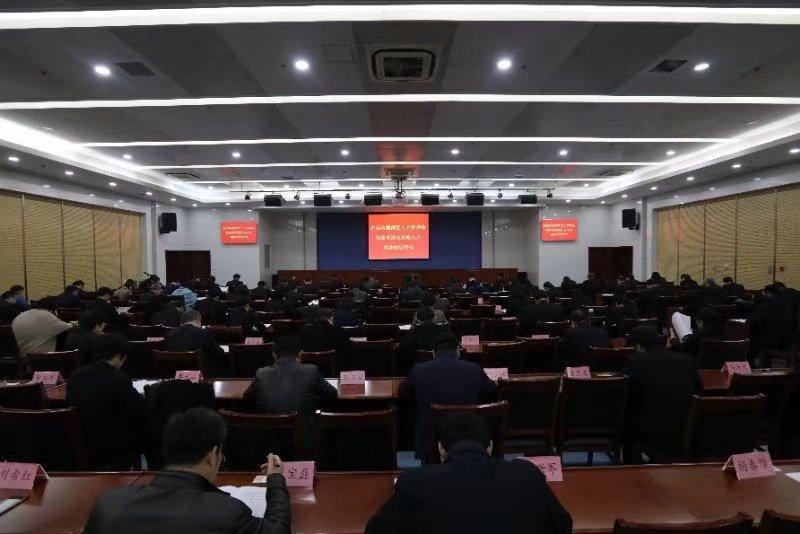 国家宪法日临近 槐荫区对区内干部进行宪法知识考试