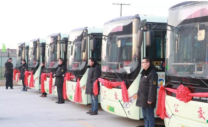 日照调整公交15、17、22、40路公交部分运行路段