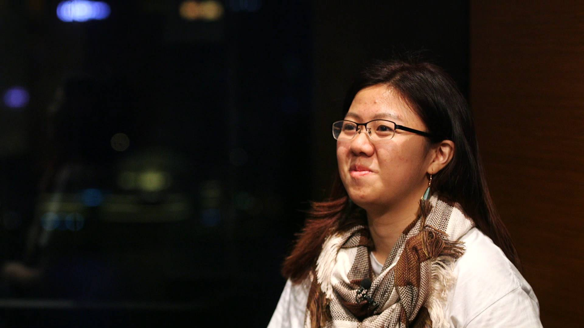 38秒 |  黎曦蔚:在山东大学学习是一件很幸福的事情