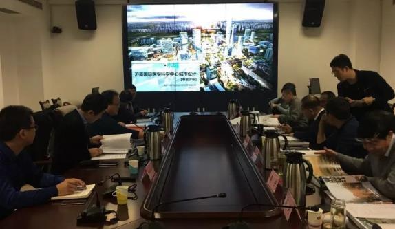 """济南将建国际医学中心城市""""康心水城"""" 已经通过专家评审"""