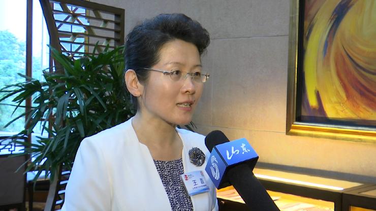 49秒丨山东省文化和旅游厅厅长王磊:对接香港优势,做大做强山东文旅产业
