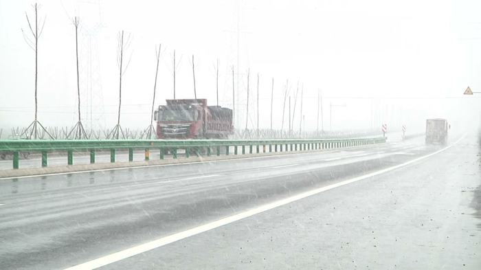海丽气象吧|潍坊多地迎来降雪 最低气温将达零下