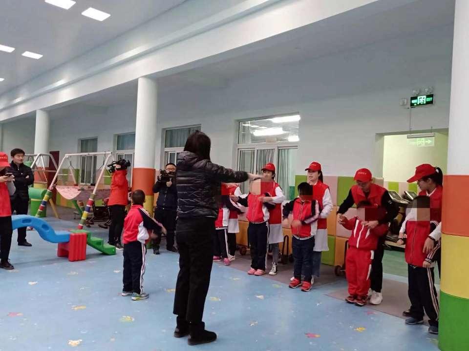 国际志愿者日|青年志愿者走进济南特殊教育学校