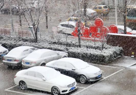 海丽气象吧丨莒县发布寒潮蓝色和道路结冰黄色预警