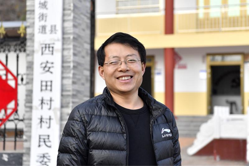 山东省人大派驻第一书记鲁成岩:让农村人过上令城市人羡慕的生活