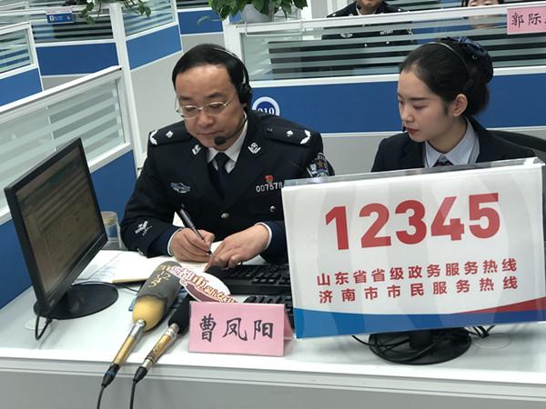 """济南交警今年几大便民举措后 司机们都说""""快多了"""""""