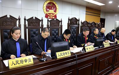 23人电信网络诈骗案在郯城法院开庭 作案88起骗取145万元