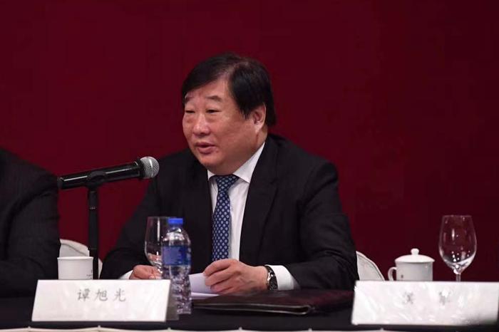 谭旭光:香港已成为我们不可或缺的重要战略平台