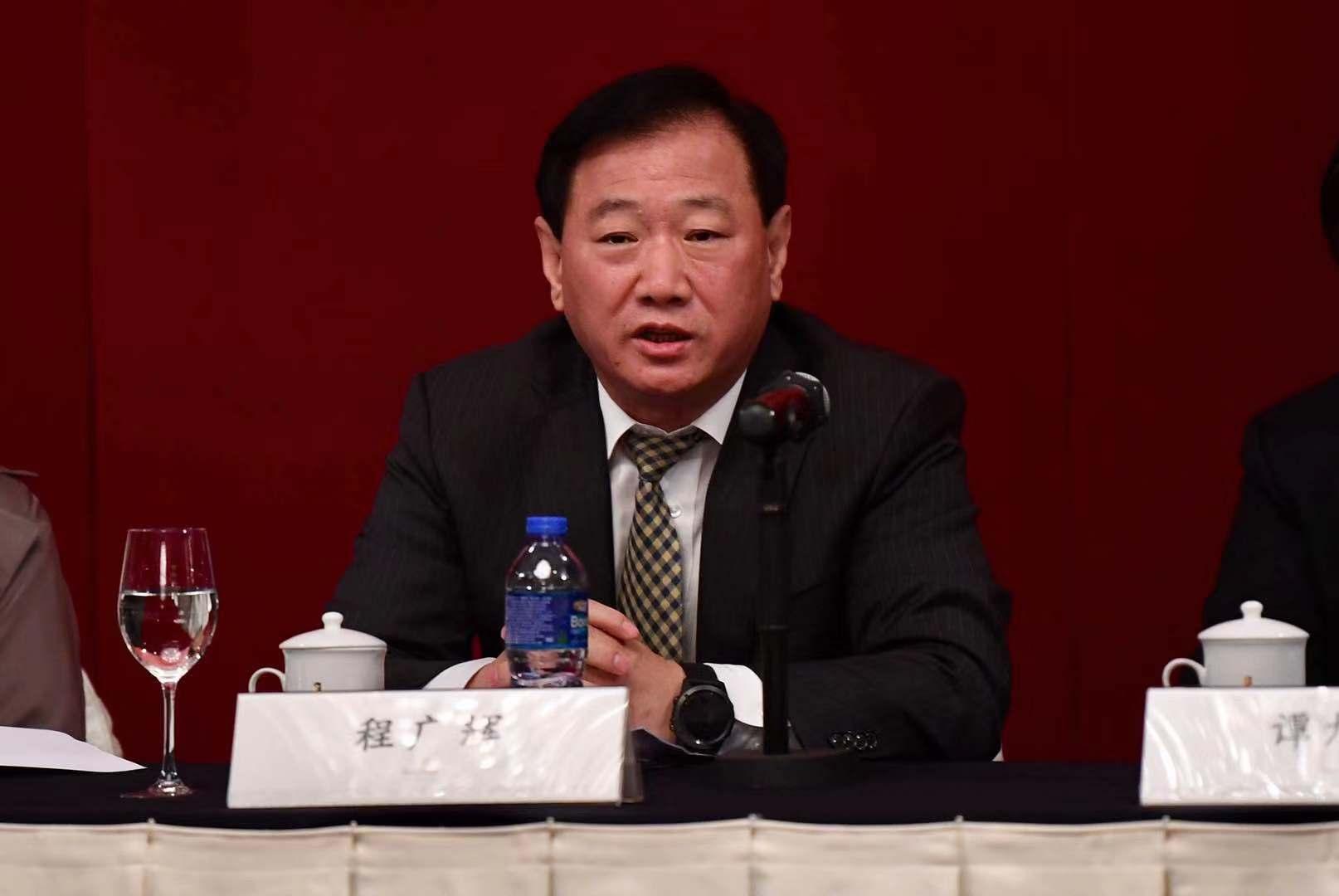 华鲁集团董事长程广辉:借鉴香港服务业优势 弥补山东三产短板