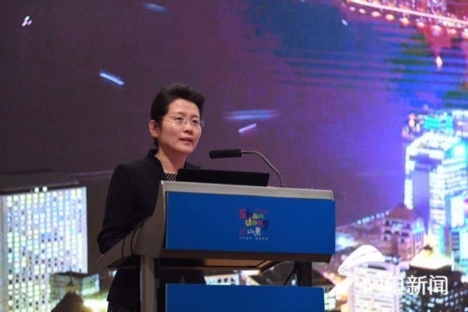 山东省文化和旅游厅厅长王磊:鲁港牵手共谋文创和精品旅游产业发展