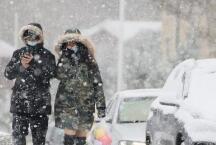 海丽气象吧丨今夜到明天烟威有中到大雪 海上需防范大风