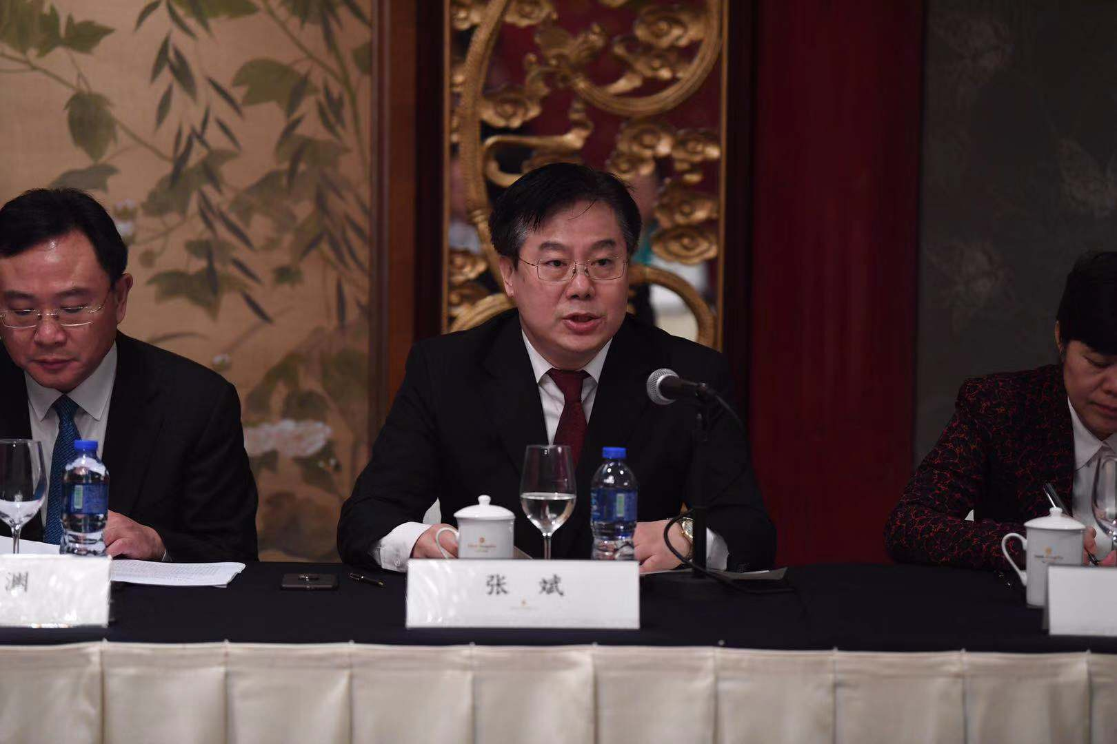 省国资委主任张斌:山东企业在港融资千亿港币 借助香港走向世界