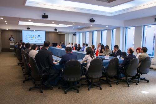 山东经贸代表团访问巴西、秘鲁和智利 达成部分合作意向