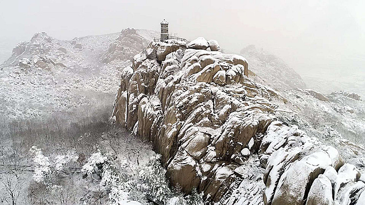 雾凇挂枝雪花飘...113秒视频带你遇见山东各地最美雪景