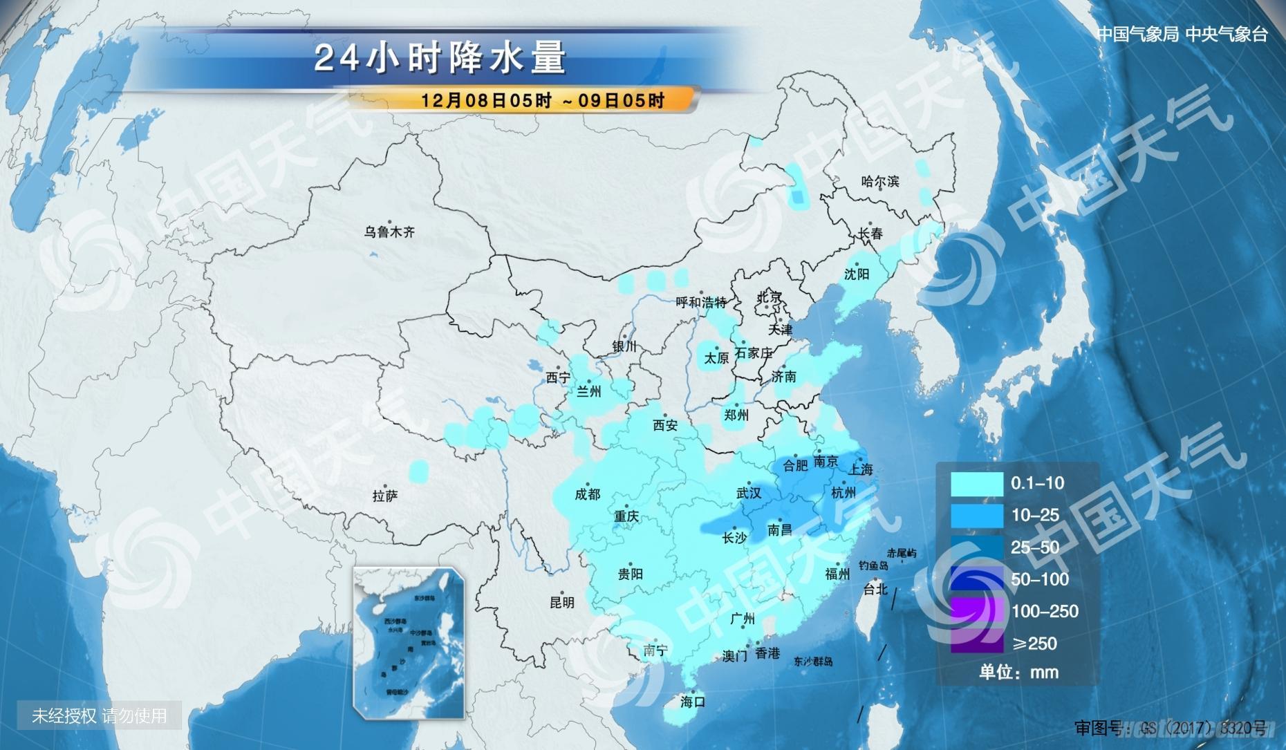 海丽气象吧丨山东气温缓慢回升 明天鲁东南有大到暴雪